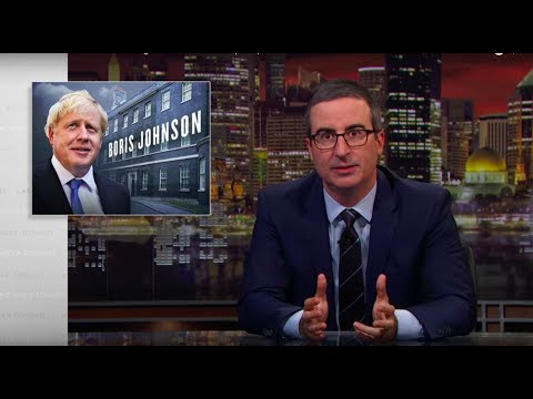 Boris Johnson: Last Week Tonight With John Oliver (HBO)