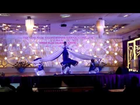 Prize winning dance of  SNA state biennial conference 2017 By SACBCON...