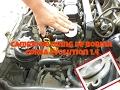 Cambio de Oring de la Base de la Bobina de Ignicion en Chevrolet Corsa Evolution 1.4