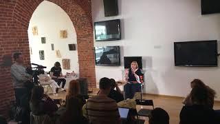 Вера Сторожева о взаимодействии режиссера и сценариста в школе «Хороший текст»
