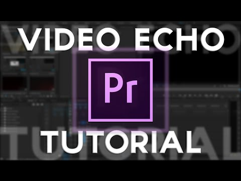 Ghost Effect Tutorial (Adobe Premiere Pro CC)