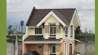 Bacolod Real Estate: House & Lot Models Of Oasis Subdivision