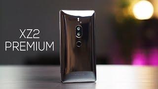 Sony Xperia XZ2 Premium Unboxing // Best Smartphone Camera?