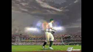 Major League Baseball 2K5 Xbox Trailer - ESPN Opener Trailer