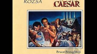 Julius Caesar Original Soundtrack- 03 Caesar's Procession