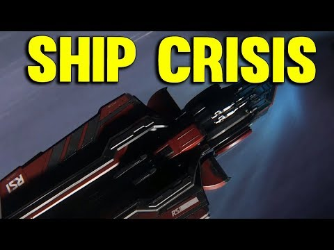 SHIP CRISIS | Star Citizen 3.0 Gameplay PTU Alpha #30