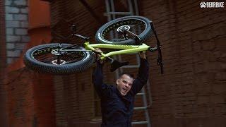 Обзор велосипеда Fatbike /BearBike