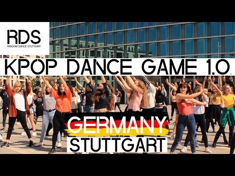 [Stuttgart] KPOP RANDOM DANCE GAME IN PUBLIC | 28.04.18