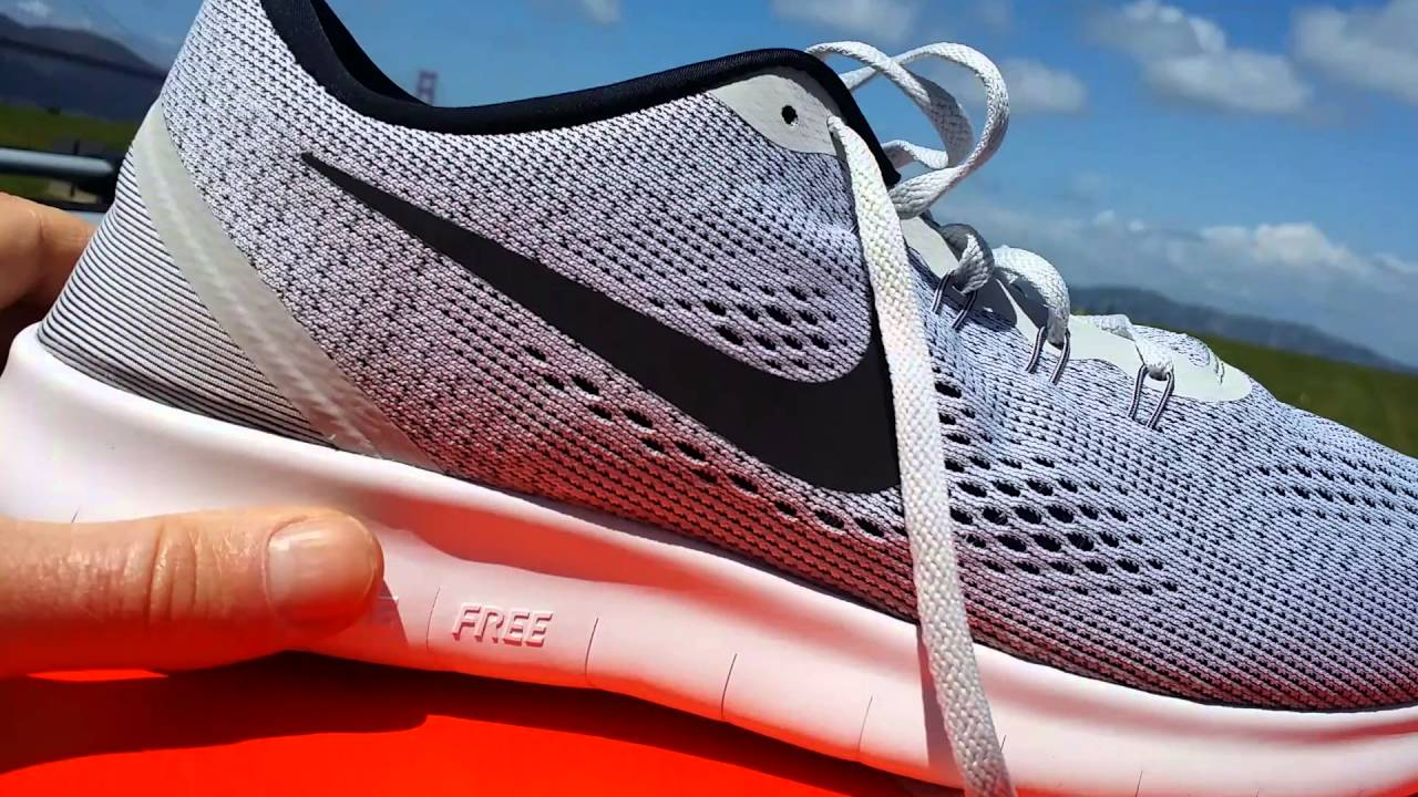 Nike Free Run RN Test! - YouTube