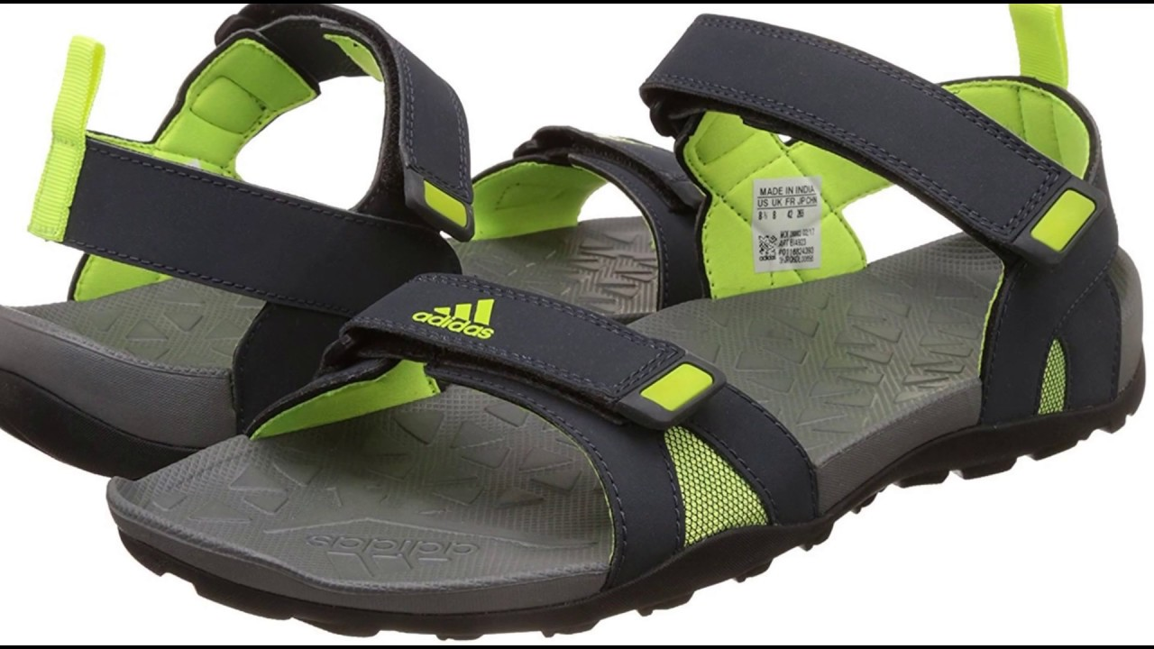 aa095dfd3 adidas Men s Fassar M Athletic   Outdoor Sandals - YouTube