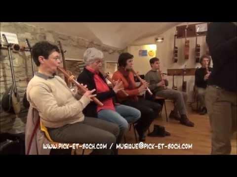 PICK & BOCH - Atelier Musical Flûte Native Amérindienne