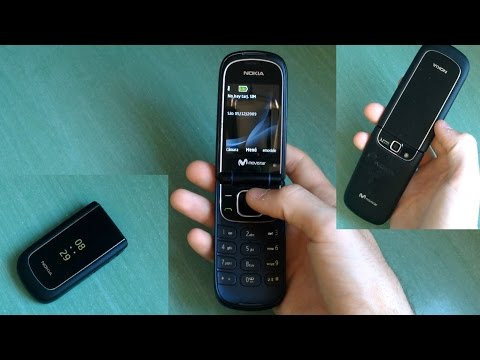 Nokia 3710 fold review (ringtones and others)