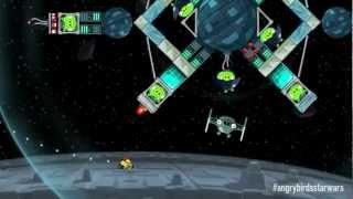 Angry Birds Star Wars Official Gameplay Trailer   Coming November 8!