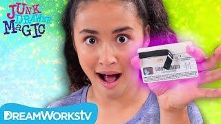 Ruin Your Parents' Credit Cards Trick I JUNK DRAWER MAGIC