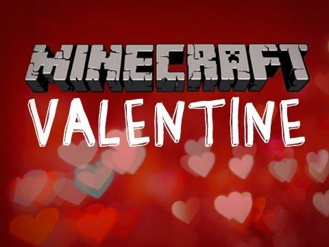 Minecraft Valentine YouTube