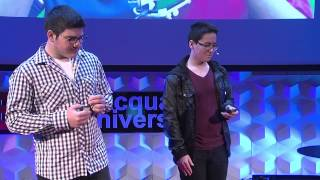 So they told you age is a brick wall | Arvin and Cohen | TEDxMacquarieUniversity
