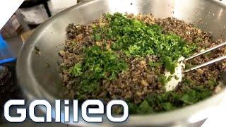 Dieses Restaurant kocht mit aussortierten Lebensmitteln | Galileo | ProSieben