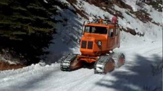 Tucker Sno-Cat