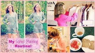 ♡ My School Morning Routine ♡ Spring 2014 Thumbnail
