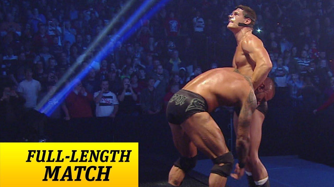 Download FULL-LENGTH MATCH - SmackDown - Randy Orton vs. Cody Rhodes - Street Fight
