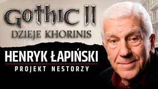 AKTOR Henryk Łapiński 'Panoramix' - GOTHIC II DK | Film dokumentalny