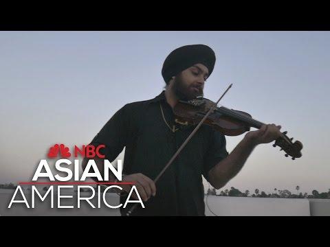 Meet The Sikh American Violinist Creating 'Universal Music' | Beyond Belief | NBC Asian American