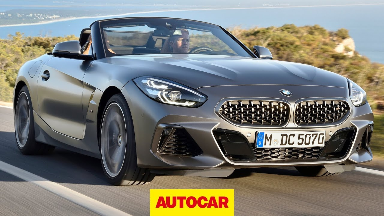 2019 BMW Z4 review | Better than a Boxster to drive? | Autocar