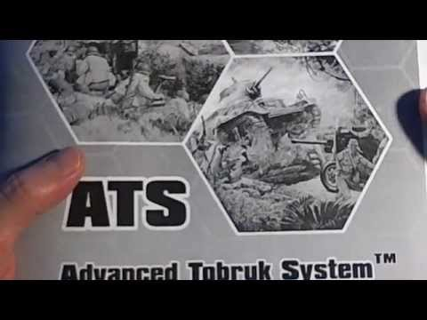 See It Played: Advanced Tobruk System - Scottish Corridor - The Lost Platoon - 1