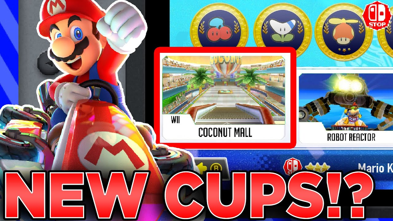 The Best Mario Kart 8 Deluxe Dlc Cup Ideas 48 New Courses Youtube