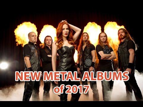 LOVE SONGS - NEW METAL ALBUMS OF 2017