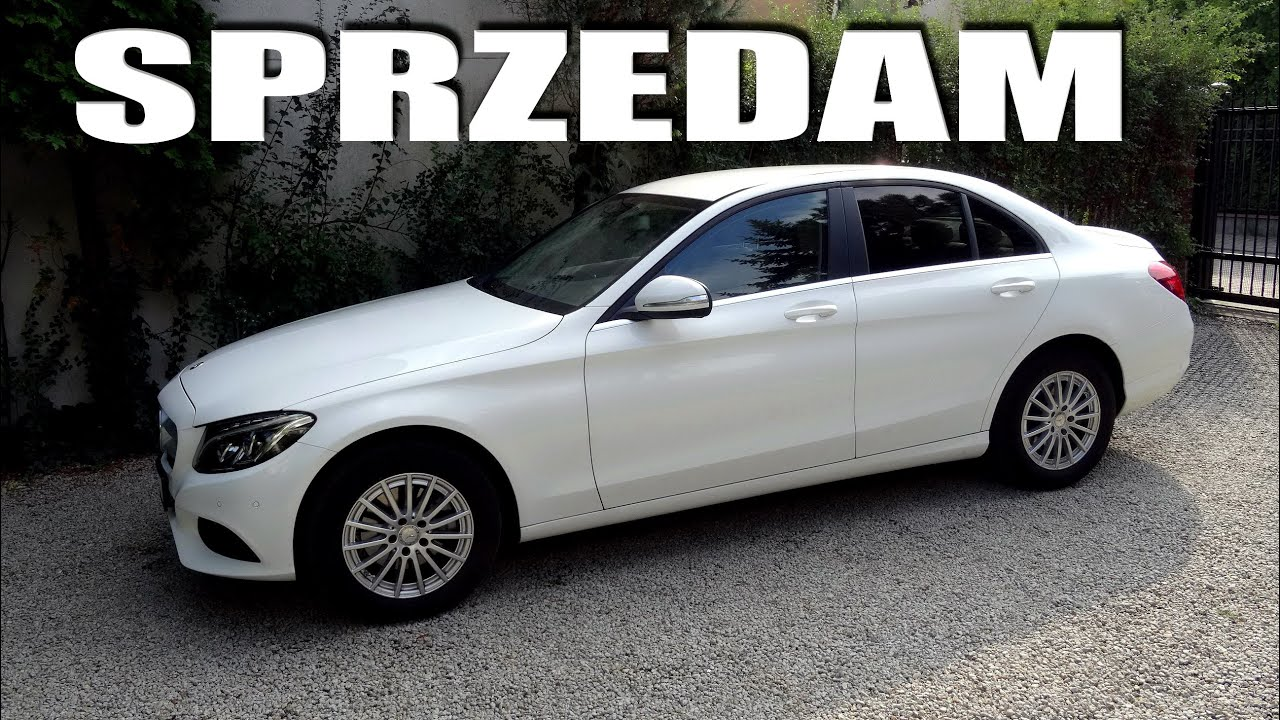 2014 2015 Mercedes Benz C Class W205 C200 Sprzedam Oddam w dobre