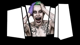 Drawing Joker | Desenhando o Coringa | Suicide Squad | Esquadrão Suicida (Speed Drawing)