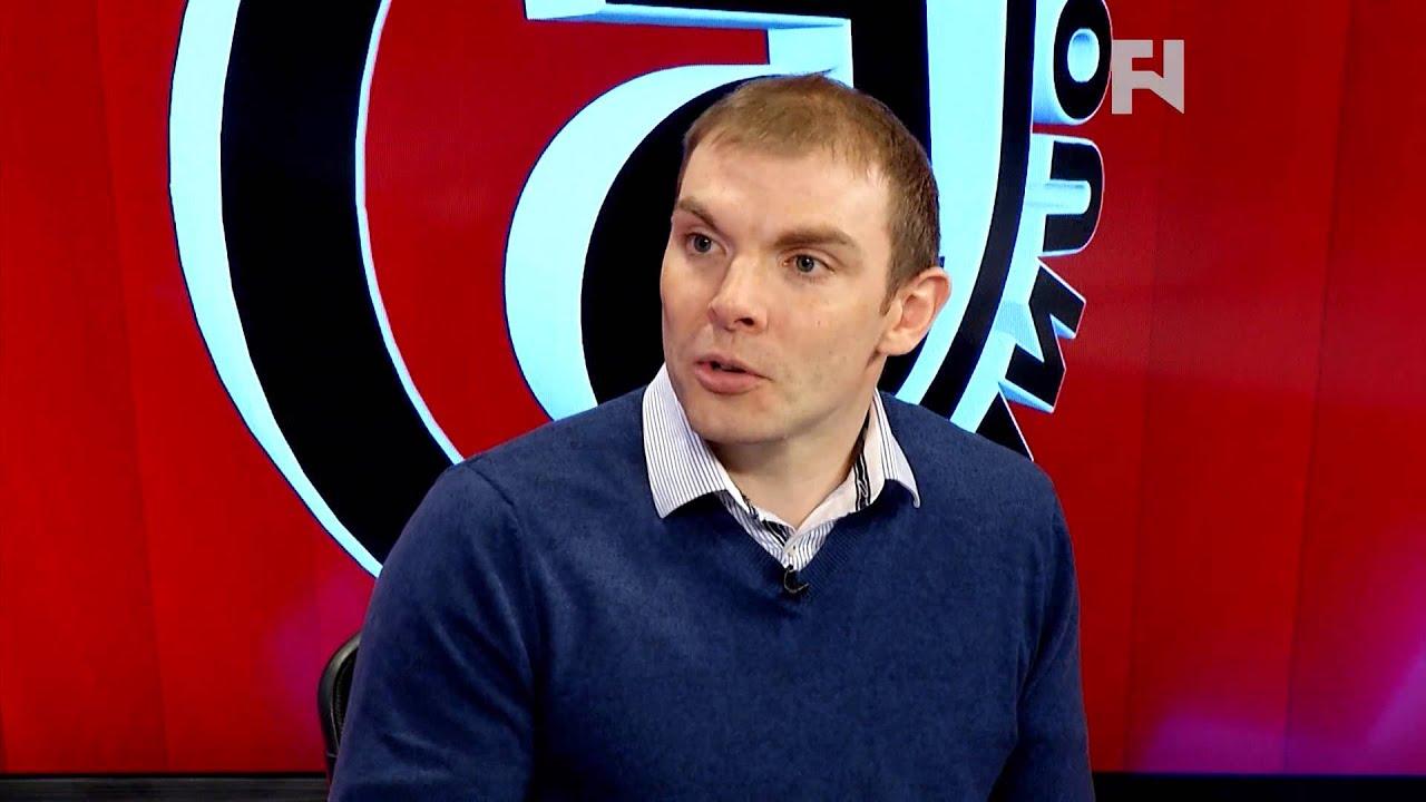 5 Rounds: Conor McGregor's Sports Psychologist - David Mullins