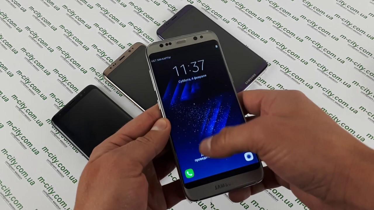 Копия Samsung Galaxy S8 в Дзержинске