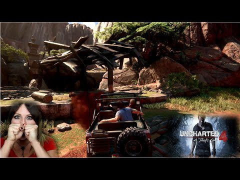 Britt Plays Uncharted 4: A Thief's End (Demo)