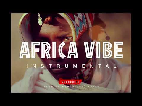 (NEW) AFRICA VIBES Instrumental l Dancehall Type Beat 2018 l prod by DemsRiddim Beats l