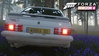 YOUTUBER CAR ACCIDENT! *CLICBAIT*   The Honda Slayer    Forza Horizon 4 #7