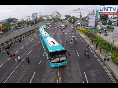 DOST hybrid road train not applicable in Metro Manila
