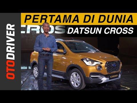 Datsun Cross 2018 | First Impression Indonesia | OtoDriver