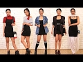 How To Style Your LBD In 6 Different Ways | LBD Lookbook - POPxo