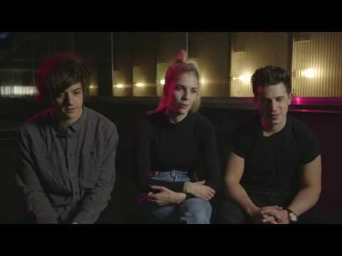London Grammar | BRITs Interviews 2014