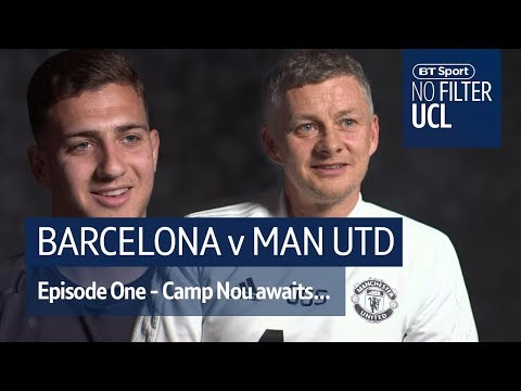 Barcelona vs Man Utd | Solskjaer, Dalot, Ferdinand, Lineker | No Filter UCL