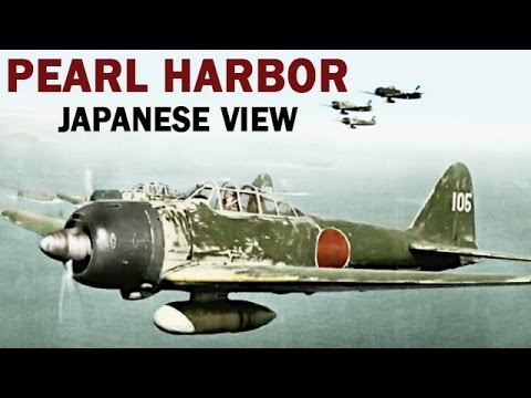 Attack on Pearl Harbor | WW2 Japanese Newsreel in English | 1941