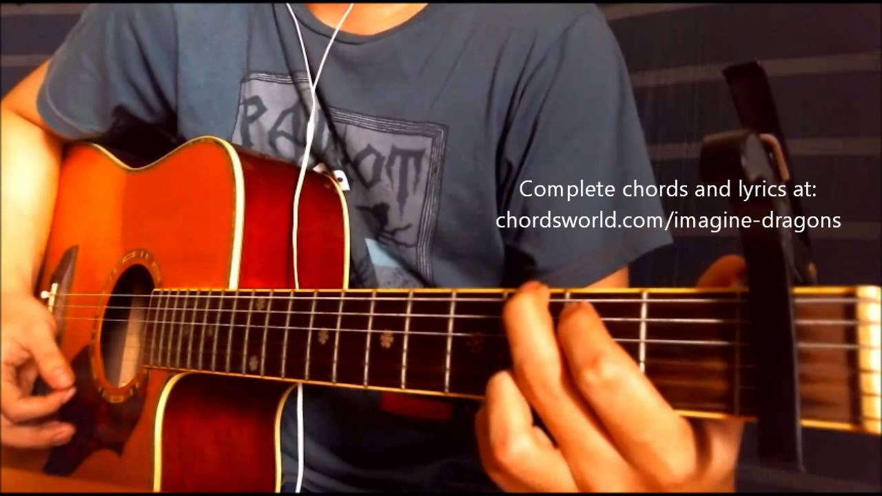 Monster Chords By Imagine Dragons How To Play Chordsworld