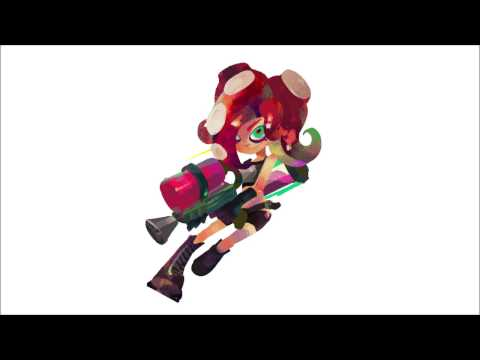 Splatoon - Octoling Rendezvous 8-bit...