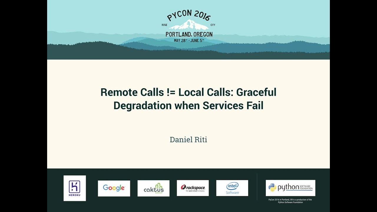 Image from Remote Calls != Local Calls: Graceful Degradation when Services Fail