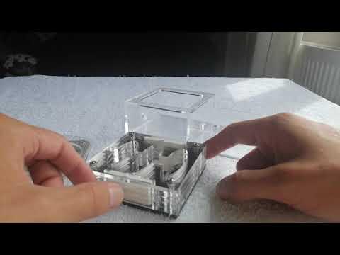 Review: Boniuiu T Design Ant Nest from Amazon
