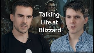How To Get A Job At Blizzard, With Michael Vicente