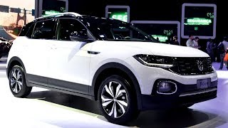 2019 VOLKSWAGEN T-CROSS - EXTERIOR AND INTERIOR - AWESOME CROSSOVER