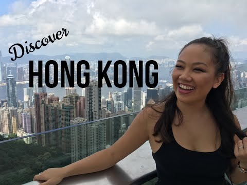 FOUR DAYS IN HONG KONG | TSIM SHA TSUI TRAVEL